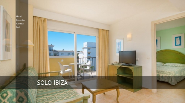 Hotel Iberostar Alcudia Park ofertas
