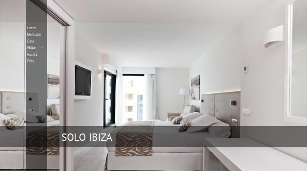 Hotel Iberostar Cala Millor - Solo Adultos reservas