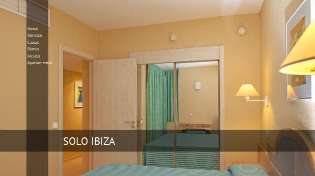 Hostal Iberostar Ciudad Blanca Alcudia Apartamentos barato