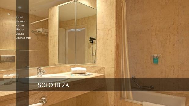 Hostal Iberostar Ciudad Blanca Alcudia Apartamentos baratos