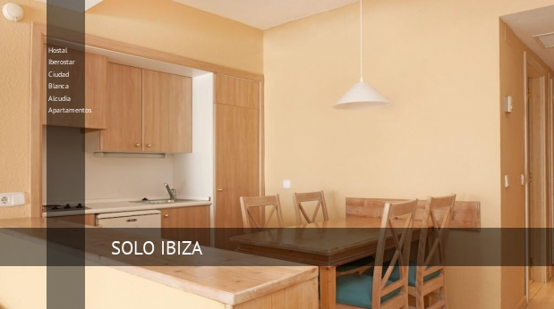 Hostal Iberostar Ciudad Blanca Alcudia Apartamentos booking