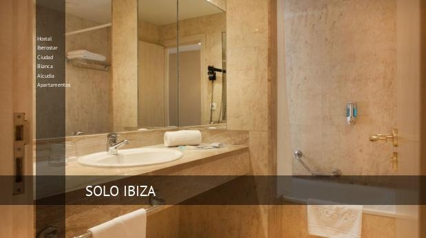 Hostal Iberostar Ciudad Blanca Alcudia Apartamentos Mallorca