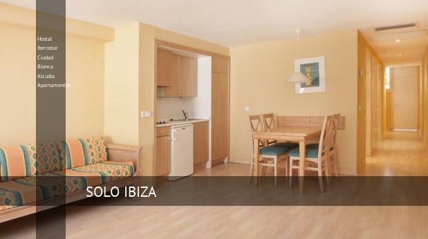 Hostal Iberostar Ciudad Blanca Alcudia Apartamentos oferta