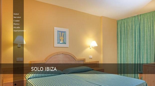 Hostal Iberostar Ciudad Blanca Alcudia Apartamentos ofertas
