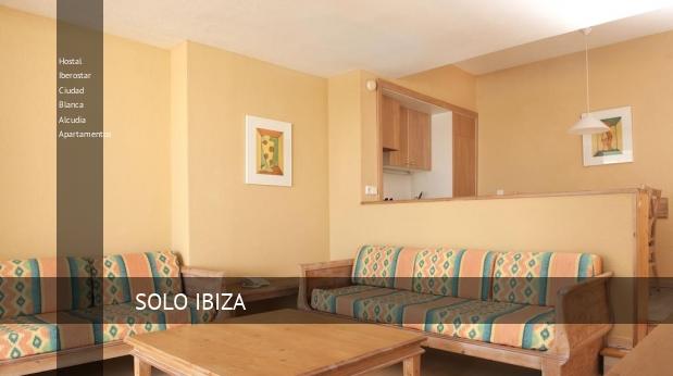 Hostal Iberostar Ciudad Blanca Alcudia Apartamentos opiniones