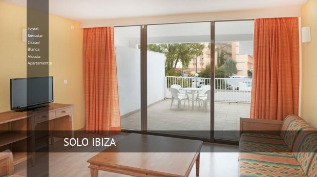 Hostal Iberostar Ciudad Blanca Alcudia Apartamentos reverva