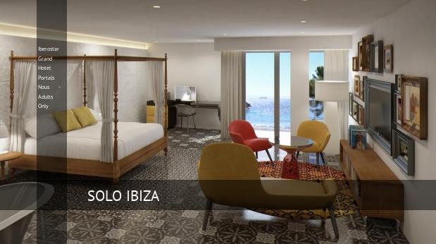 Iberostar Grand Hotel Portals Nous - Solo Adultos 5 Estrellas