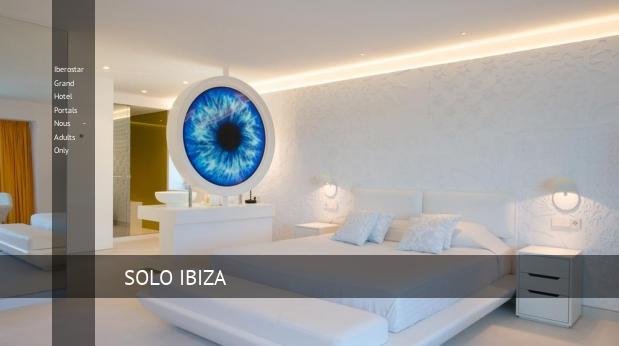 Iberostar Grand Hotel Portals Nous - Solo Adultos baratos