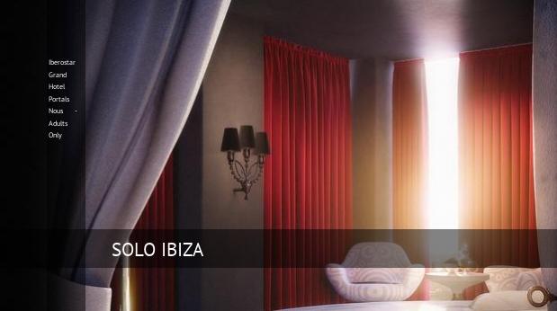 Iberostar Grand Hotel Portals Nous - Solo Adultos consejos