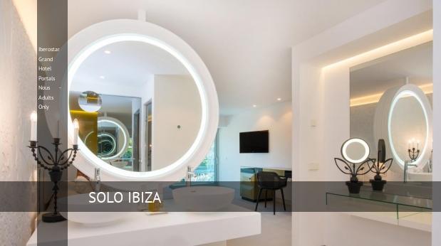 Iberostar Grand Hotel Portals Nous - Solo Adultos reservas