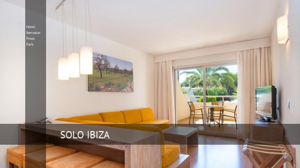 Hotel Iberostar Pinos Park oferta