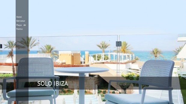 Hotel Iberostar Playa de Palma barato