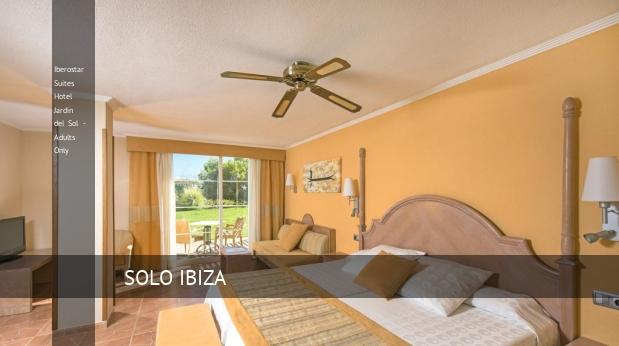 Iberostar suites hotel jard n del sol adults only en - Jardin tecina booking ...