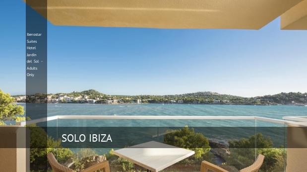 Iberostar suites hotel jard n del sol adults only en for Hotel jardin del sol mallorca