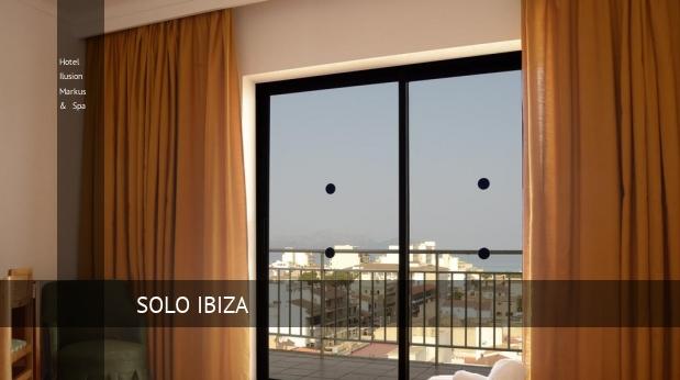 Hotel Ilusion Markus & Spa booking