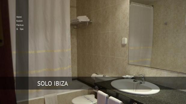 Hotel Ilusion Markus & Spa reverva