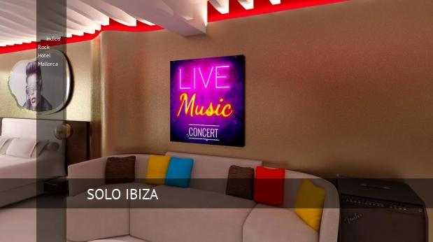 Hotel Indico Rock Hotel Mallorca
