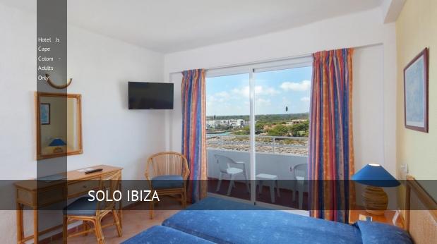 Hotel Js Cape Colom - Solo Adultos barato