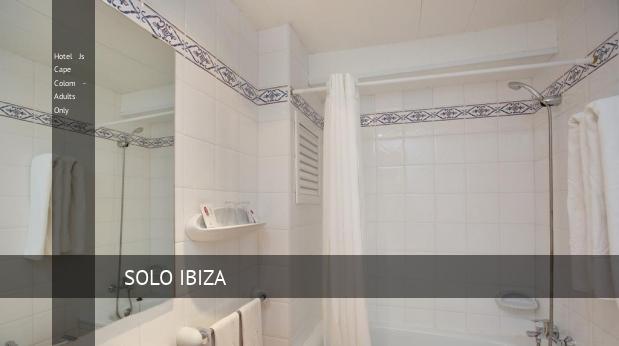 Hotel Js Cape Colom - Solo Adultos booking