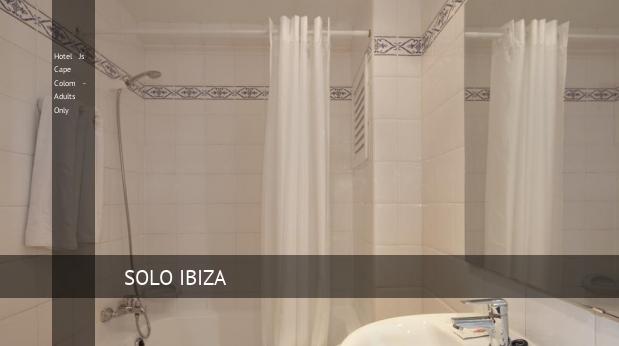 Hotel Js Cape Colom - Solo Adultos opiniones