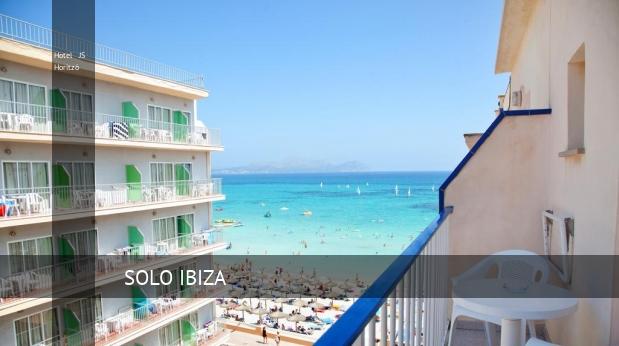 Hotel JS Horitzó booking