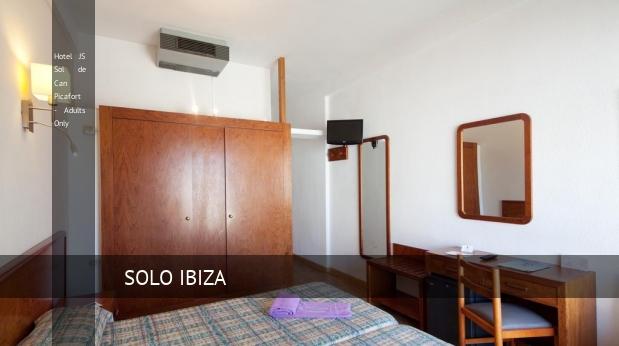 Hotel JS Sol de Can Picafort - Solo Adultos booking