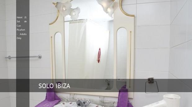 Hotel JS Sol de Can Picafort - Solo Adultos opiniones