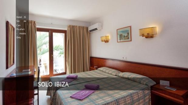 Hotel JS Sol de Can Picafort - Solo Adultos reservas