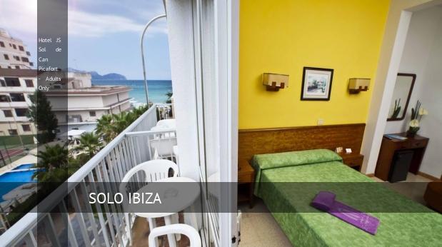 Hotel JS Sol de Can Picafort - Solo Adultos reverva