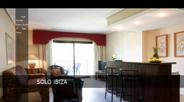 Lago Garden Apart-Suites & Spa Hotel barato