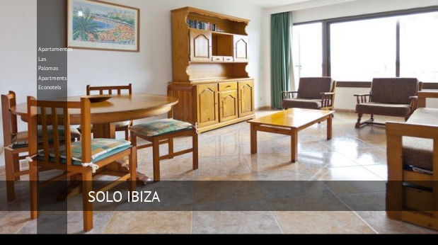 Apartamentos Las Palomas Apartments Econotels barato