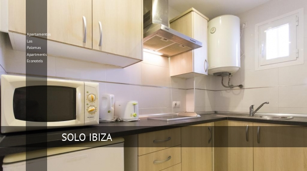 Apartamentos Las Palomas Apartments Econotels booking