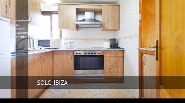 Apartamentos Las Palomas Apartments Econotels reservas