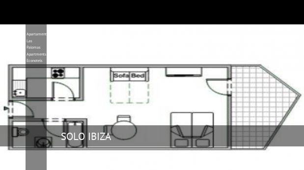 Apartamentos Las Palomas Apartments Econotels reverva