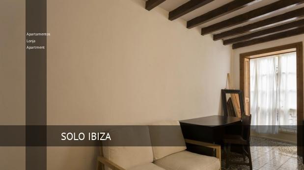 Apartamentos Lonja Apartment booking