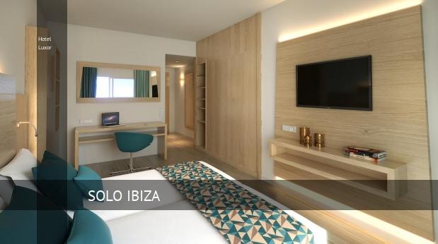 Hotel Luxor barato