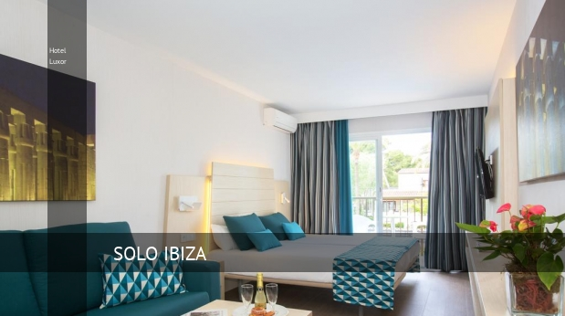 Hotel Luxor baratos