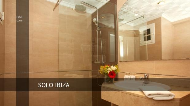 Hotel Luxor opiniones