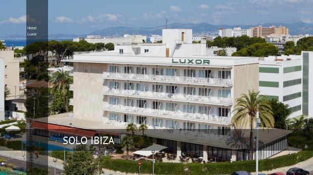 Hotel Luxor reservas