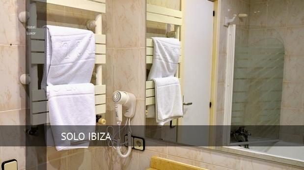 Hotel Luxor reverva