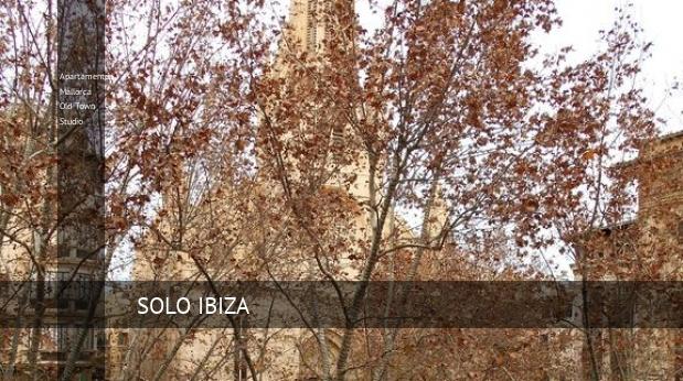Apartamentos Mallorca Old Town Studio reverva