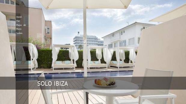 Hotel Mar Playa de Muro Suites Mallorca