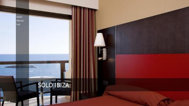 Hotel Marina Luz reservas