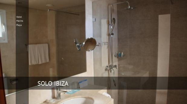 Hotel Marins Playa dormitorio