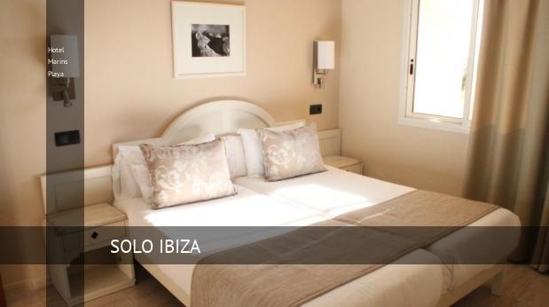 Hotel Marins Playa dormitorios