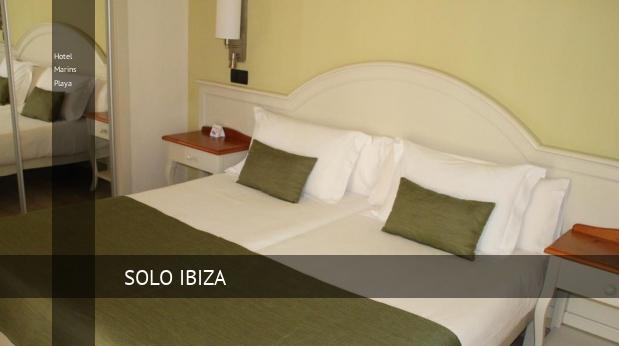 Hotel Marins Playa habitacion