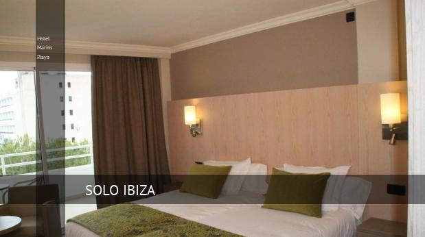 Hotel Marins Playa habitaciones