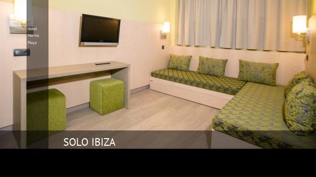 Hotel Marins Playa oferta