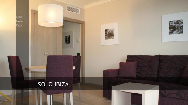 Hotel Marins Playa opiniones