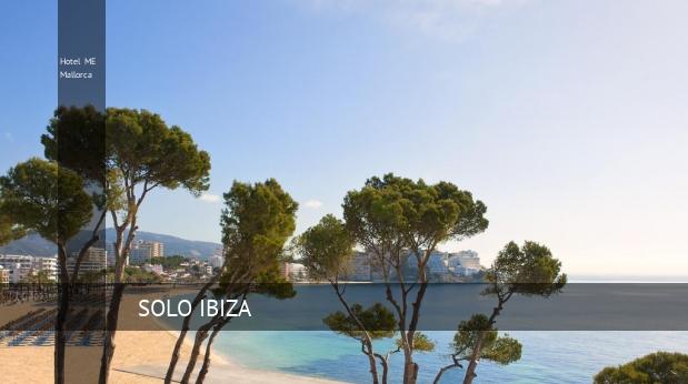 Hotel ME Mallorca habitacion